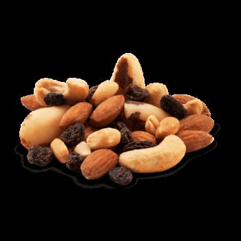 Как насчет свежих орехов?