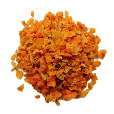 Морковь резаная сушеная