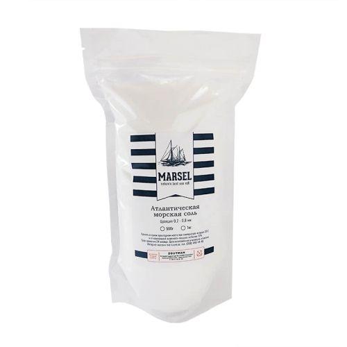 Соль морская пищевая MARSEL (фракция 0,2 - 0,8 мм)